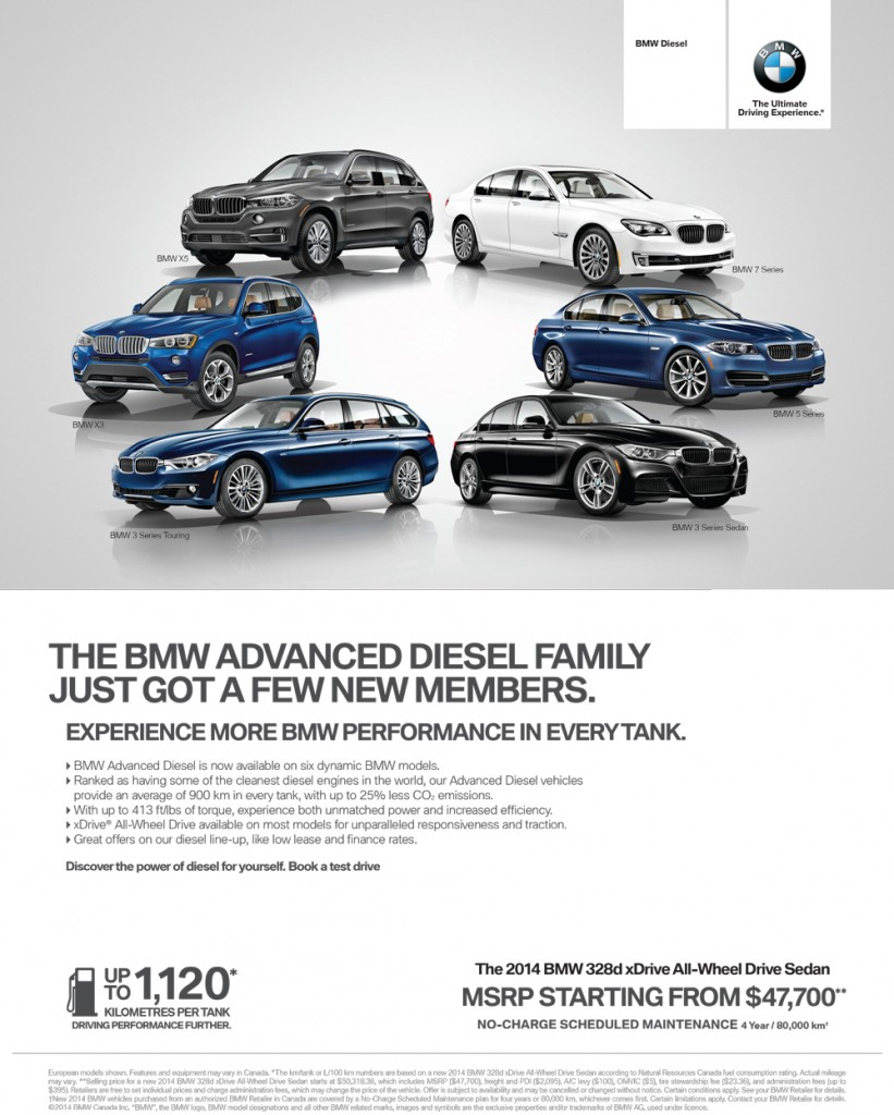 BMW-Diesel-Family