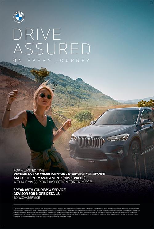BMW MINI 55 Point Inspection